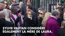 """Sylvie Vartan """"apprécie beaucoup plus"""" Laura Smet depuis l'affaire de l'héritage de Johnny"""