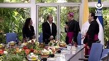 #NicaraguaQuierePazEl nuevo Nuncio Apostólico en Nicaragua manifestó que el único camino para encontrar la paz, es el Diálogo.