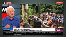 Politique: Yann Arthus-Bertrand évoque sur CNEWS la défaite des Verts - VIDEO