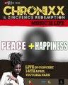Get ready to be inspired!!! Chronixx LIVE in SVG - 14th April - Music is Life.#musicislifesvg #chronixxinconcert #chronixxsvg #chronixx
