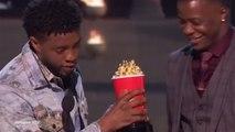 Wahre Helden, starke Reden: Die Highlights der MTV Movie Awards