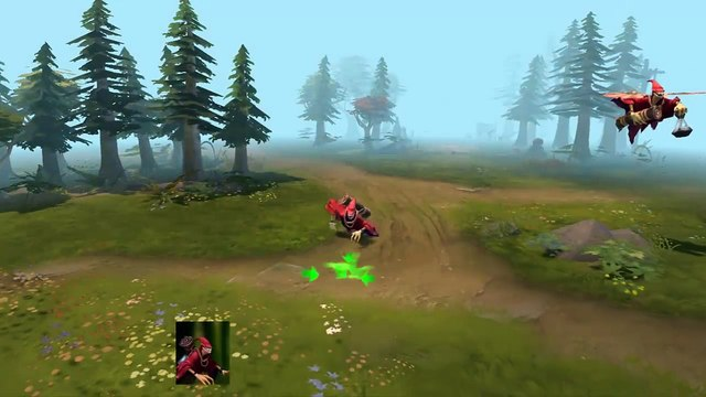 Dota 2 - Grimsneer Courier preview