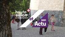 Le Département et son Actu : ouverture de la saison estivale du Château de Clermont