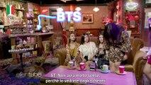[SUB ITA] 180525 BTS Scares Fans on 'Friends' Set | The Ellen Show