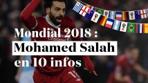 Coupe du Monde 2018 : 10 choses à savoir sur l'Egyptien Mohamed Salah