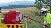 Alpes-de-Haute-Provence : la campagne du SDIS 04 contre les feux de forêts est lancée