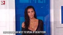 Kim Kardashian West To Speak  at Beautycon