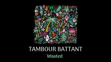 TAMBOUR BATTANT - Wasted (Official Audio)