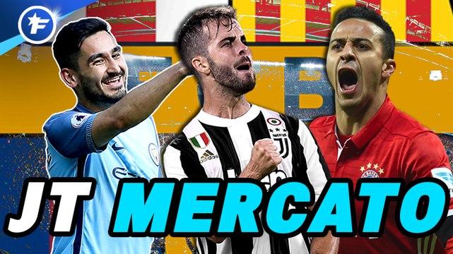 Journal du Mercato : le FC Barcelone veut 4 joueurs, Arsenal fait sa révolution