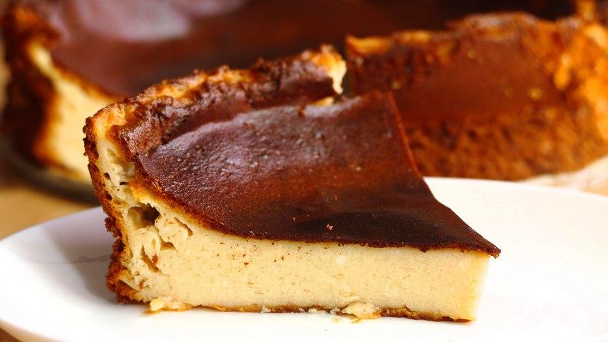 La tarta de queso al horno más FÁCIL DEL MUNDO