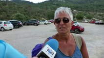 Alpes-de-Haute-Provence :  le lac d'Esparron ? Tout simplement magnifique