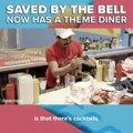 Get ready to experience Bayside as you always dreamed as we explore Saved By The Max - Saved By The Bell Pop Up Shop Diner & Bar