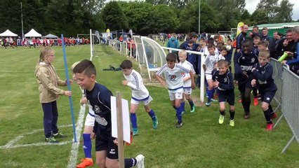 Finales départementales U11 : Graines de champions (A.TESSON)