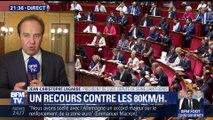 Sécurité routière: des députés centristes déposent un recours contre les 80km/h