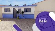 A vendre - Maison - VILLEURBANNE (69100) - 4 pièces - 116m²