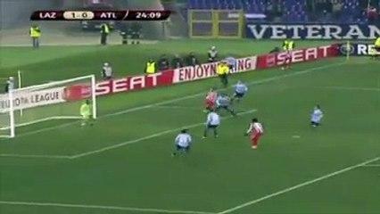 Un 16 de febrero hicimos una gran remontada con el Atlético. Ese día pude asistir y marcar dos goles.