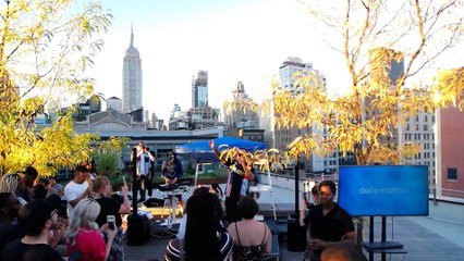 UFO Fev - Dailymotion Rooftop Party