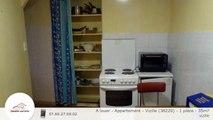 A louer - Appartement - Vizille (38220) - 1 pièce - 35m²