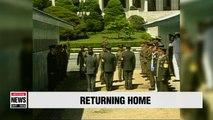 N. Korea expected to return remains of up to 200 U.S. service members lost in Korean War