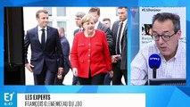 Pourquoi Merkel choisit Paris plutôt que Munich et l'Europe plutôt que la Bavière ?