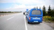 Trafik kazası: 5 ölü, 2 yaralı (1) - ESKİŞEHİR