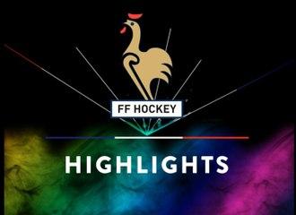#RoadToBubha - Highlights : Belgique vs France & Pays-Bas vs France