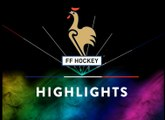 #RoadToBubha - Highlights : Belgique vs France & Pays-Bas vs France