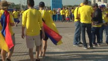 Le coin des supporters - Les fans colombiens divisés après la défaite de leur équipe