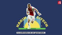 Hakim Ziyech : un milieu offensif technique & rapide #Maroc #foot