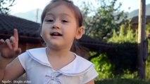Cô bé Thụy Sĩ 4 tuổi nói tiếng Việt siêu đáng yêu