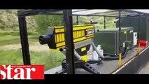Dakikada iki atış yapabilen ŞAHİ 209 EMT�nin saha testleri başarıyla ger