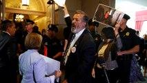Migrants : Trump conspué dans les couloirs du Capitole
