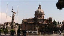 Roman Forum, Ancient Architecture - Rome Holidays, Italy