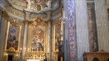Collegio Romano and Jesuit Church of Saint Ignatius - Italy