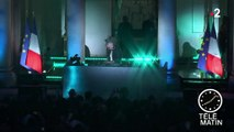 Fête de la musique : l'Élysée transformé en dancefloor