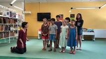 Rencontre musicale avec les élèves du conservatoire