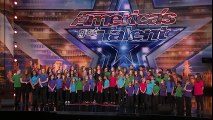 Voices of Hope Children's Choir  Children's Choir Sings 'This Is Me' - America's Got Talent 2018