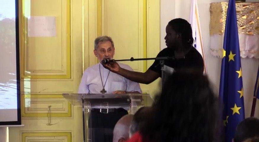 Audition 2-16juin-Emmanuel LAFONT, Evêque de Cayenne