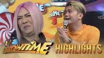 It's Showtime MiniMe 3: Vice Ganda is Vhong's wife!