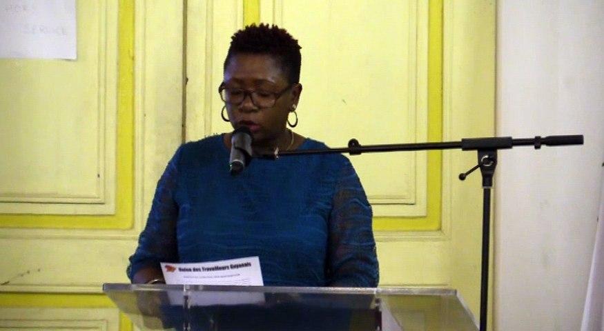 Audition 17-16 juin-Arlette EDWARD, Union des Travailleurs Guyanais