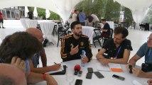 Mondial 2018 : Yannick Carrasco s'exprime pendant le jour de repos des Diables rouges