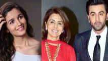 Ranbir Kapoor & Alia Bhatt to Celebrate Neetu Kapoor's birthday in Paris ! | FilmiBeat
