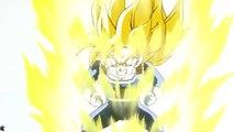 Dragon Ball Z - Sangohan se transforme en Super Guerrier pour la première fois