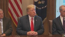 Trump announces executive order to end family separations