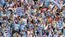 Mondial-2018 : l'Uruguay sans briller mais déjà en 8e