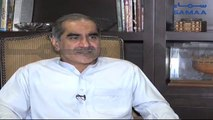 Nawaz Sharif sacrificed Pervez Rashid and Fatemi but got nothing in return- Khawaja Saad Rafique