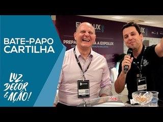 Bate-papo com Alê do Cartilha de Iluminação - EXPOLUX 2018 - Luz, Decor & Ação!