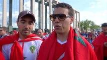 Coupe du monde 2018 - Les supporters marocains donnent rendez-vous en 2022