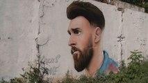 En coulisses - Un Messi au coin de la rue