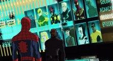Ultimate SpiderMan Se4  Ep1 Hydra Attacks (1) HD Watch
